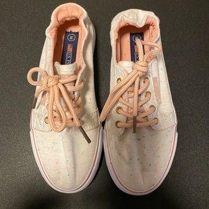Girls Canvas Sneaker